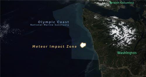 NASA 심해로봇, 해저 100m서 운석 찾기…홈페이지 생중계